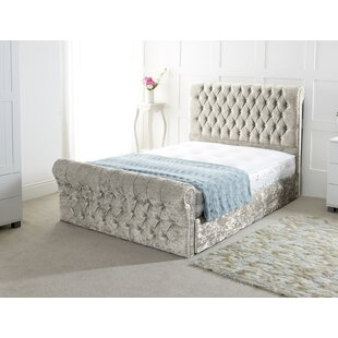 Brandi Upholstered Sleigh Bed By Willa Arlo Interiors