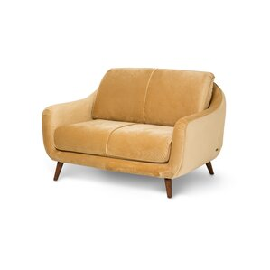 Studio Brussels Love Seat by Michael Amini (..