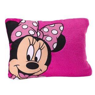 Minnie Mouse Boudoir Pillow
