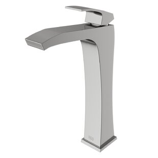 Blackstonian Single Hole Bathroom Faucet with Optional Drain Assembly