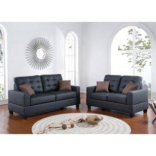 Altona 2 Piece Living Room Set by Ebern Designs SKU:BD381252 Information