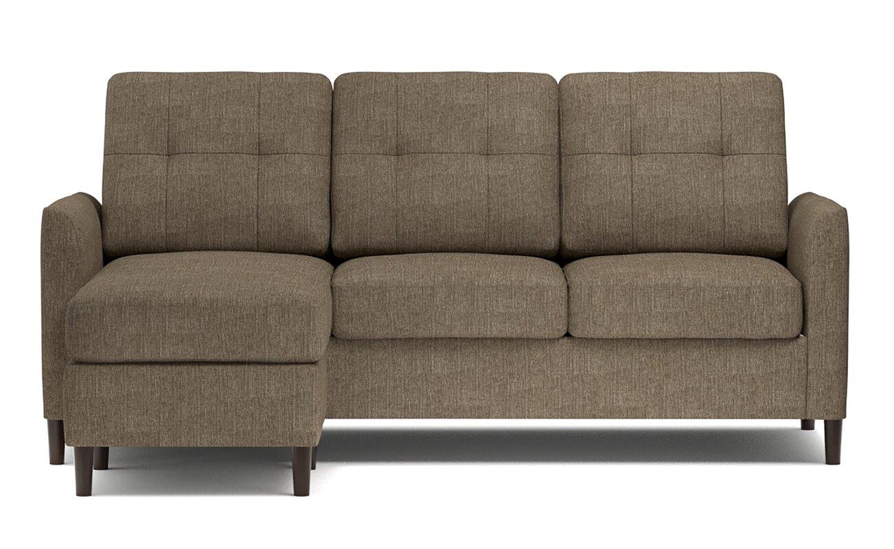 Bates Reversible Sectional  sc 1 st  AllModern : couch sectionals - Sectionals, Sofas & Couches