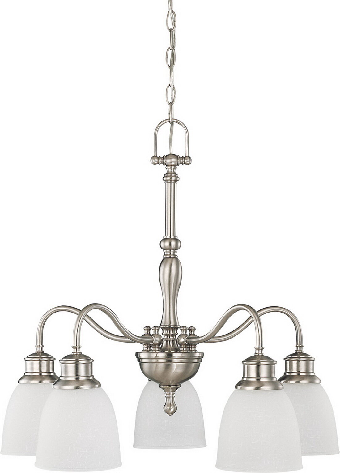 Canora Grey Shriver 5 Light Shaded Classic Traditional Chandelier Wayfair