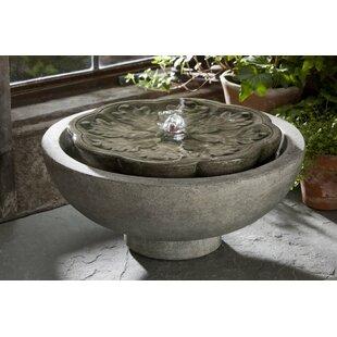 Ophelia & Co. Nashville Concrete Fountain
