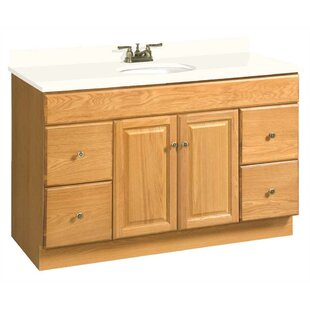 Clearance Claremont 48 Bathroom Vanity Base Only ByDesign House
