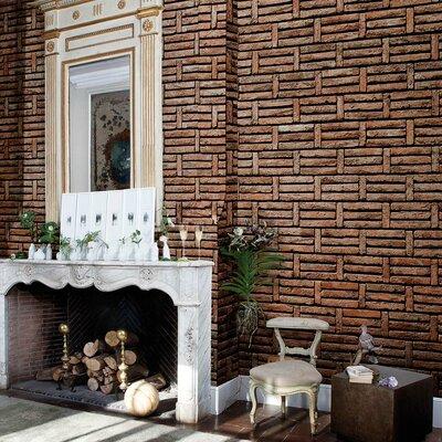 Brick Wallpaper Roll Coordonne