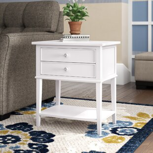 Doiron End Table by Highland Dunes