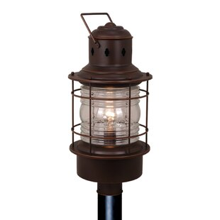 Beachcrest Home Bonaventure 1-Light Lantern Head