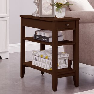 Middlebrooks Wooden End Table by Winston Porter
