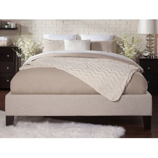 Czarnecki King Upholstered Panel Bed by Ivy Bronx