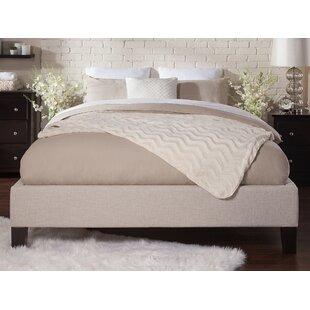 Czarnecki King Upholstered Panel Bed by Ivy Bronx