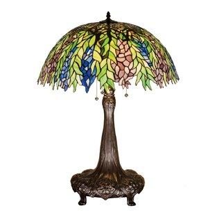 Great choice Tiffany Locust 31 Table Lamp By Meyda Tiffany