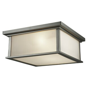 Morel 4-Light Flush Mount by Bloomsbury Market