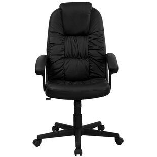 Winterbourne Executive Chair by Symple Stuff Herry Up