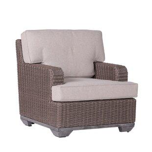 Latitude Run Vicki Club Chair with Cushion