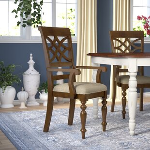 Blue Hills Arm Chair (Set of 2) by Three ..