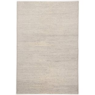 Fez Hand-Tufted Grey Area Rug by Theko