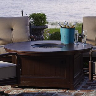 Paula Deen Home River House CF-20 Aluminum Gas Fire Pit Table