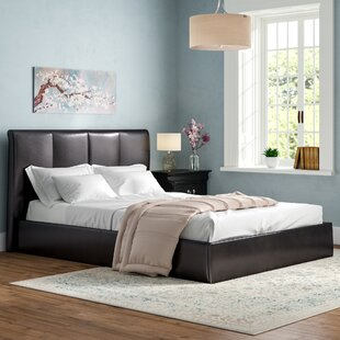 Hartfield Upholstered Bed Frame By ClassicLiving