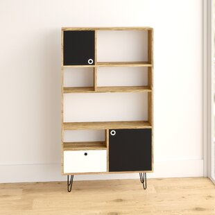 Review Kirkbride Bookcase