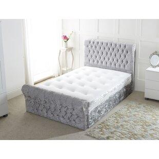 Brandi Upholstered Sleigh Bed By Willa Arlo Interiors