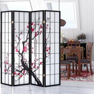 Compare & Buy Sakina 4 Panel Room Divider ByWorld Menagerie