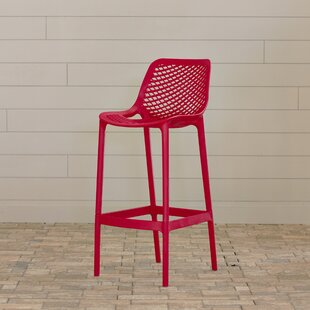 Curnutt 29.5 Patio Bar Stool (Set of 2)