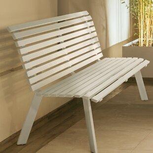 Gianni Aluminium Bench By Ebern Designs