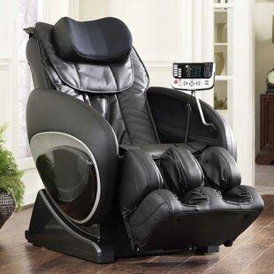 16027 Robotic Zero Gravity Reclining Massage Chair by Cozzia