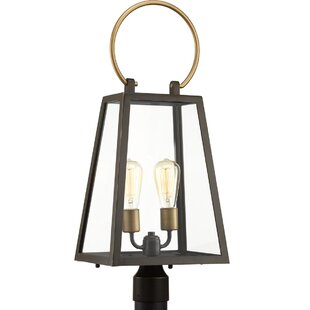 Top Celandine 2-Light Lantern Head By Wrought Studio