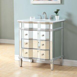 Jiya 30 Single Bathroom Vanity Set ByWilla Arlo Interiors