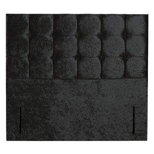 Barlow Floor Standing Upholstered Headboard By Rosdorf Park