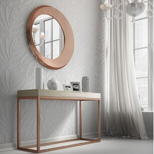 Brayden Studio Rashad Console Table and M..