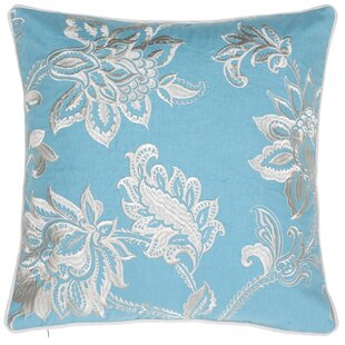 Solid French Throw Pillow