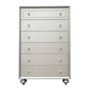 Rosdorf Park Aveliss 6 Drawer Chest
