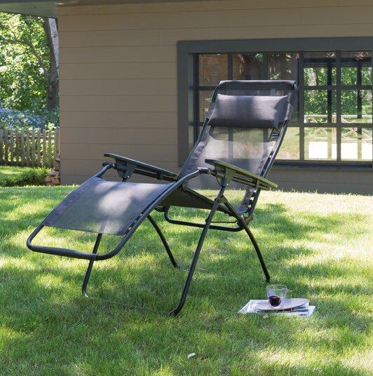 Charmant Futura XL Folding Zero Gravity Chair