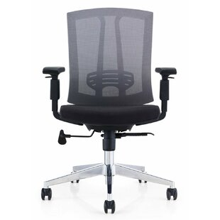 Symple Stuff Mid-Back Ergonomic Mesh Office Chair
