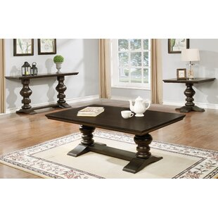 Bellmont 3 Piece Coffee Table Set Astoria Grand