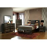 Caylee Braiden 5 Piece Bedroom Set by Loon Peak