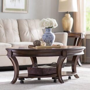 Look for Stephenson Coffee Table By Darby Home Co