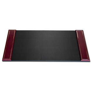 Dacasso 5000 Series 24kt Gold Tooling Side-Rail Desk Pad