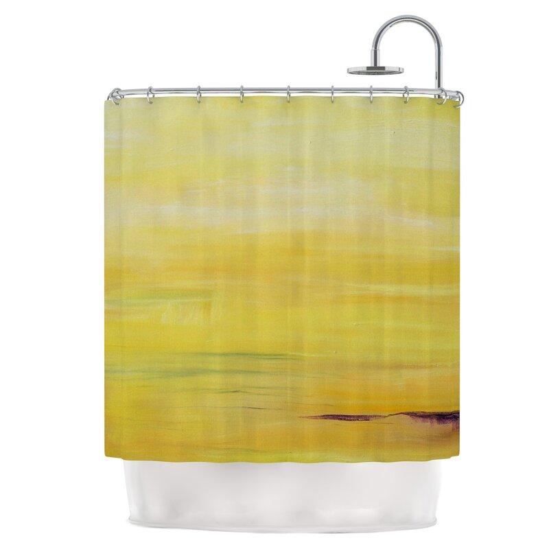 East Urban Home Sunrise Shower Curtain