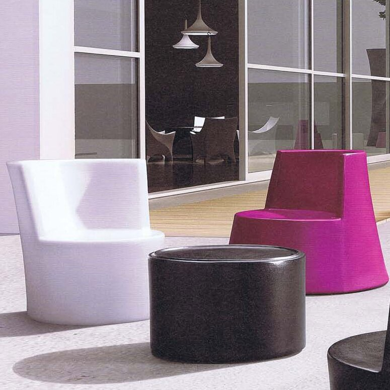 100 Essentials  Simple Leisure Chair