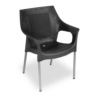 Ditmas Stacking Garden Chair By Sol 72 Outdoor