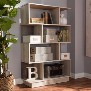 Best Reviews Raul Standard Bookcase By George Oliver