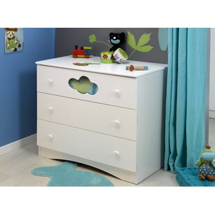 Barnhart 3 Drawer Dresser By Isabelle & Max