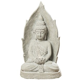 World Menagerie Hedley Buddha Meditation Statue