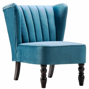 Mercer41 Saylor Slipper Accent Chair