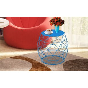 Gratton Outdoor Metal Side Table