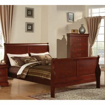 Niagara California King Solid Wood Low Profile Four Poster Bed Wayfair